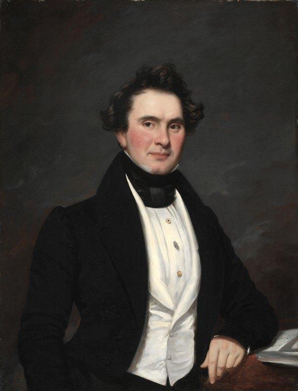 Samuel Lovett Waldo - Portrait of a Man