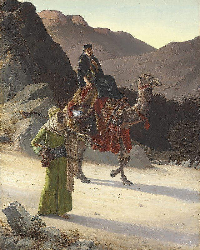 Rudolf Ernst - L'Escorte