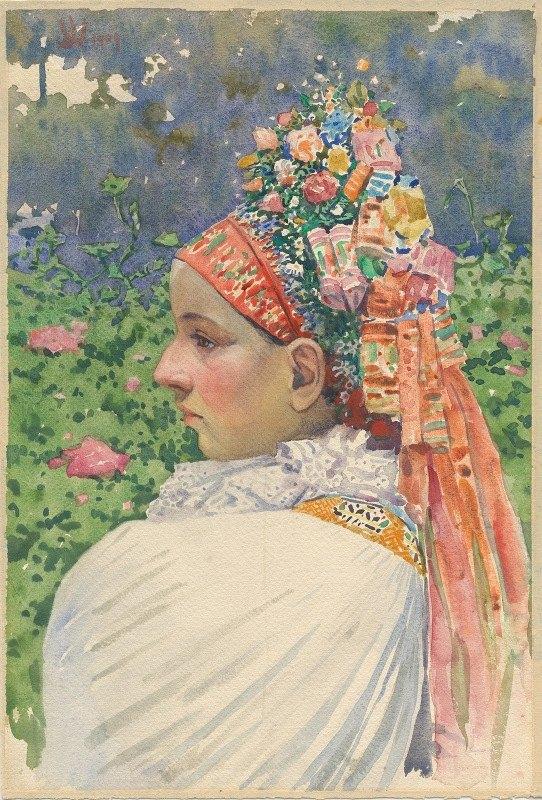 Joža Úprka - Bride