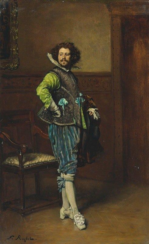 Ferdinand Roybet - Le Gentilhomme