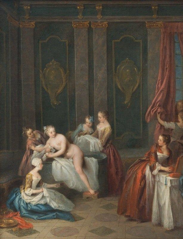 Jean-Baptiste Pater - The Bath