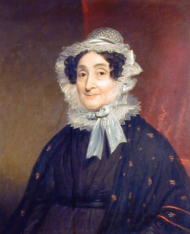Samuel Lovett Waldo - Mrs. Margaret Snelling