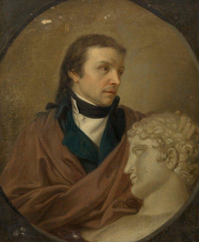 Johann Baptist Lampi the Elder - Josef Klieber (Bildhauer)