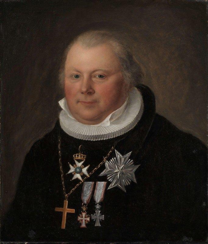 Jacob Munch - Biskop Bech