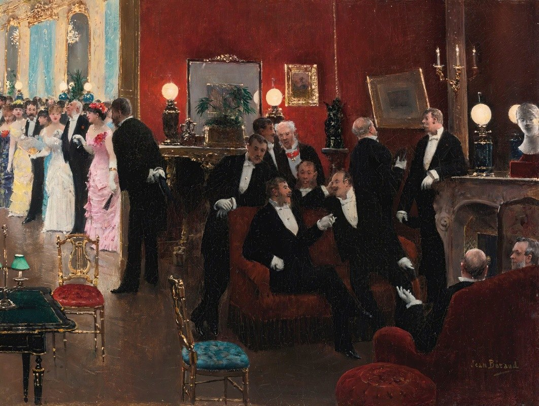 Jean Béraud - La réception