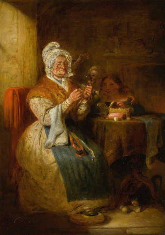 William Kidd - Threading the needle