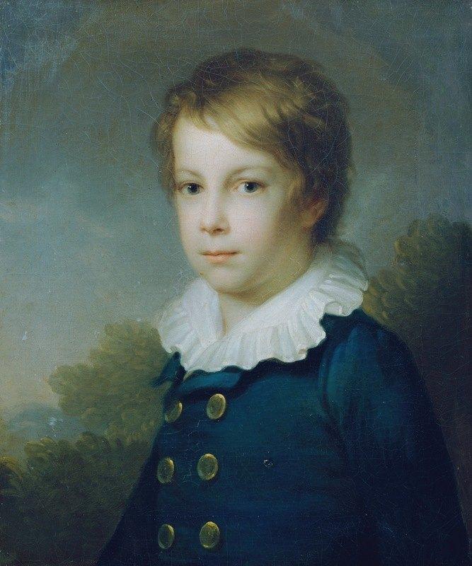Johann Baptist Lampi the Elder - Alessandro Lampi