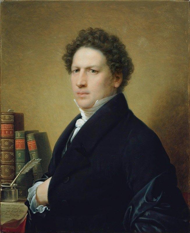 Johann Baptist Lampi the Elder - Dr. von Bach