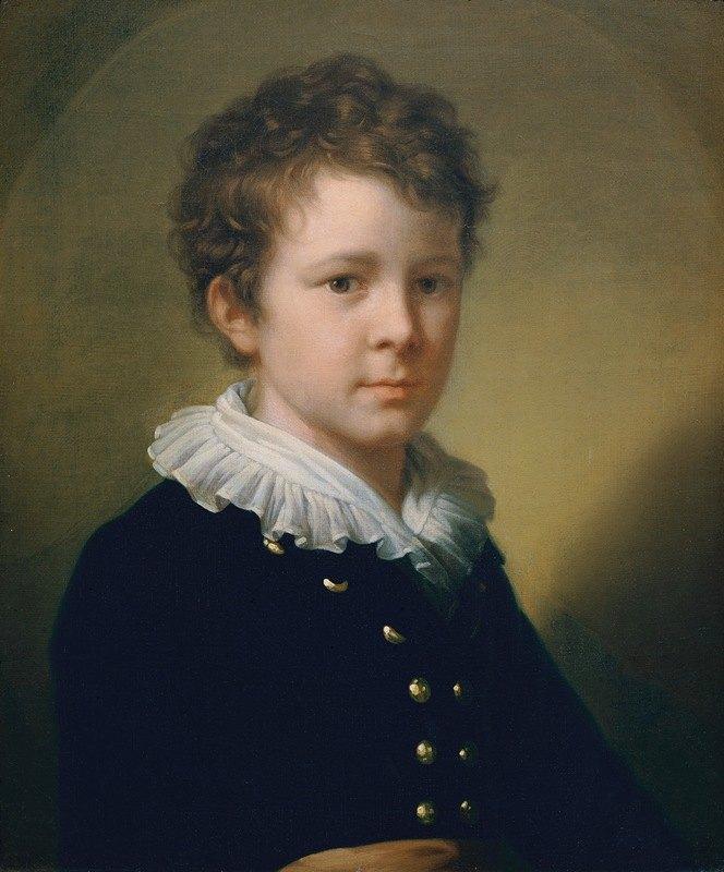 Johann Baptist Lampi the Elder - Johann Baptist Lampi, ein Enkel des Künstlers