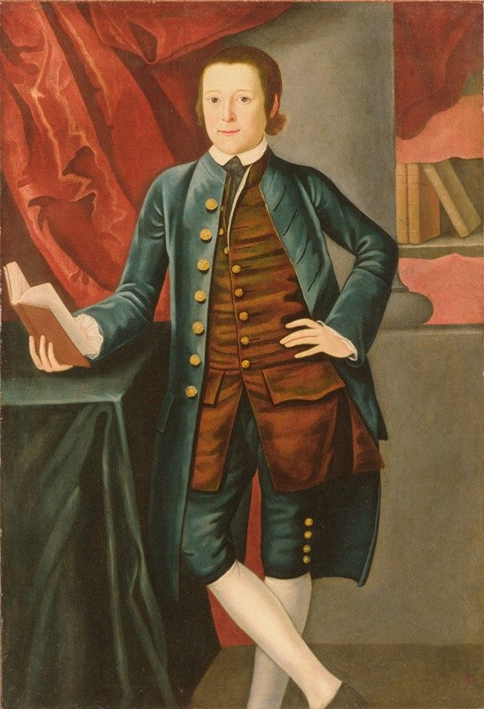 John Durand - Boy of the Crossfield Family (Possibly Richard Crossfield)