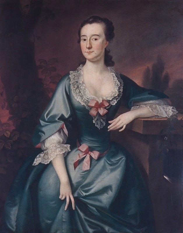 Joseph Blackburn - Mrs. David Chesebrough