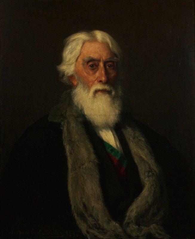 Leopold Carl Müller - Feldzeugmeister Anton Graf Prokesch von Osten