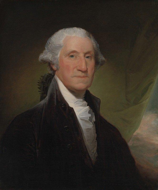 Gilbert Stuart - George Washington