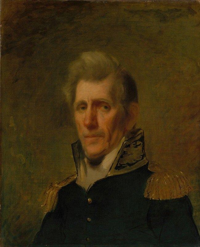 Samuel Lovett Waldo - General Andrew Jackson