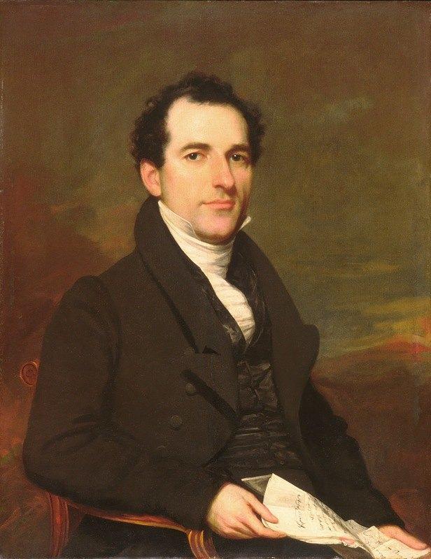 Samuel Lovett Waldo - Henry La Tourette de Groot