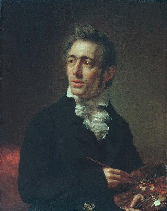 Samuel Lovett Waldo - Self-portrait