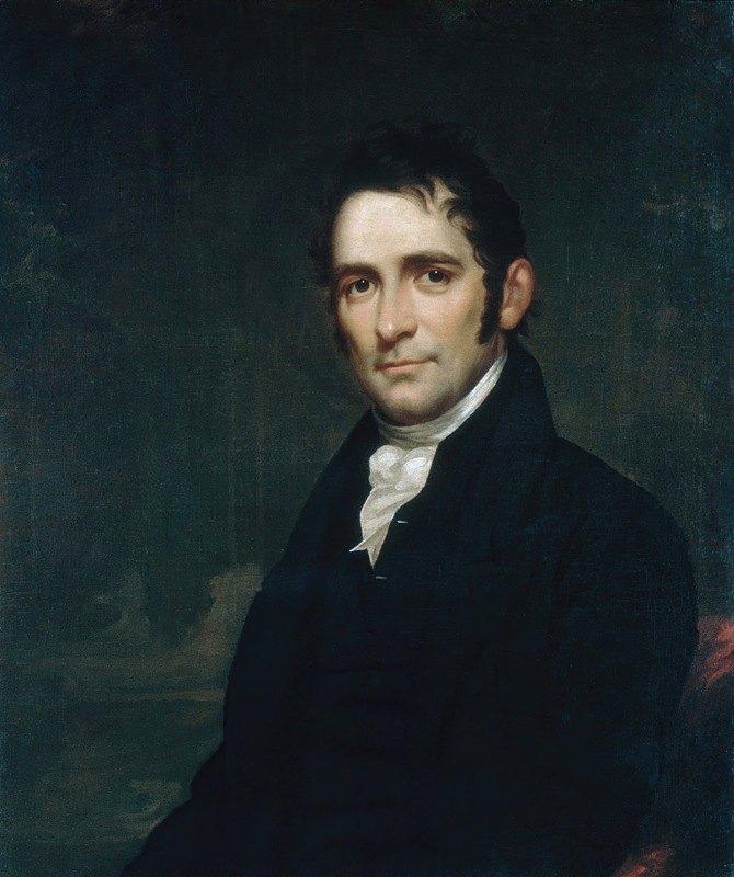 Samuel Lovett Waldo - The Reverend John Brodhead Romeyn