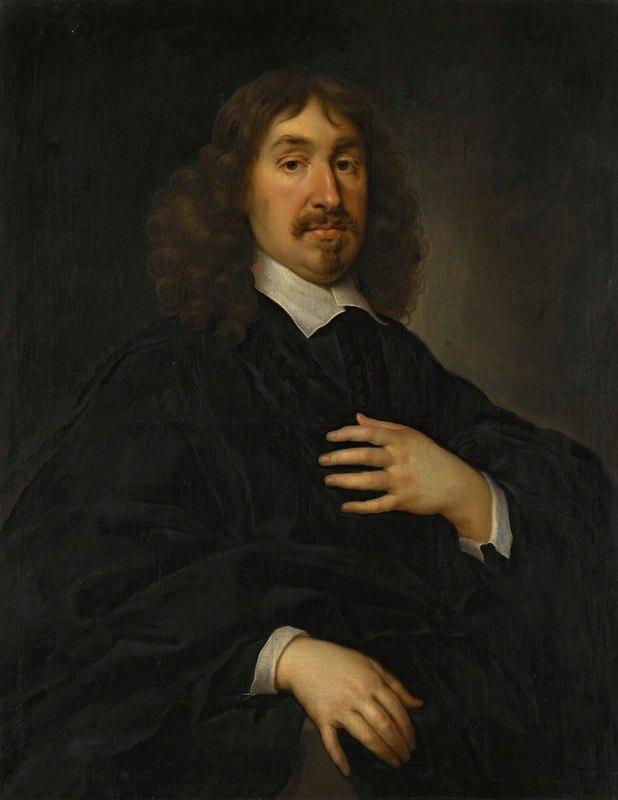 Cornelis Jonson van Ceulen - Portrait Of John Hamilton, 1st Lord Bargany (D. 1658)