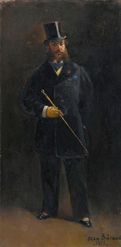 Jean Béraud - Le Gentilhomme
