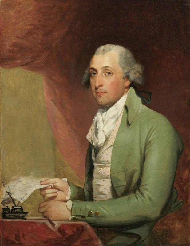 Gilbert Stuart - William Bayard