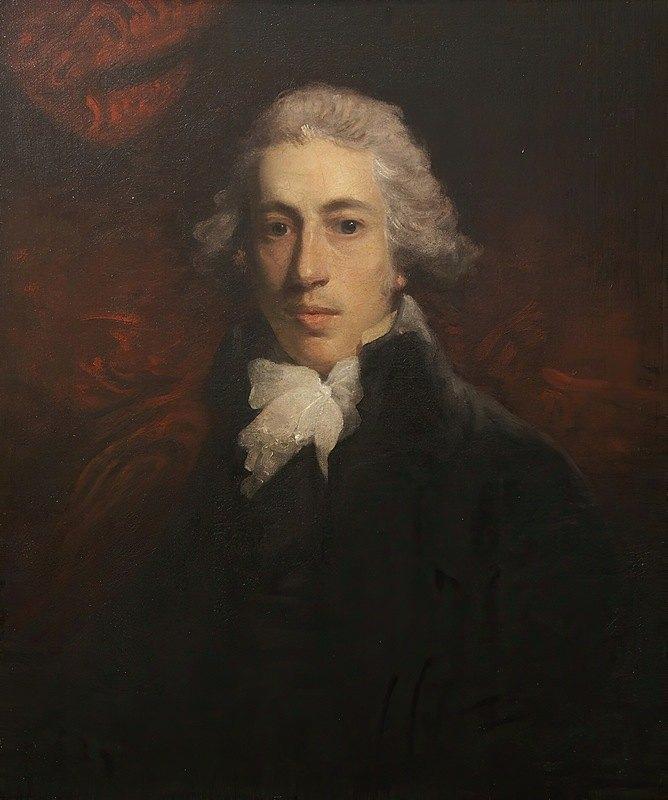 John Hoppner - Thomas Erskine, Lord Chancellor