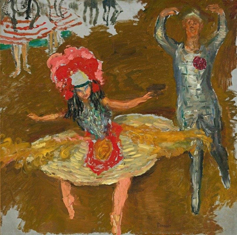 Pierre Bonnard - Danseurs