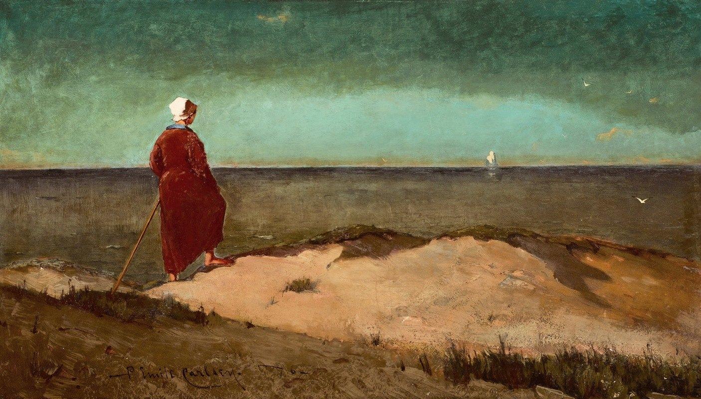 Emil Carlsen - Sailor's Wife