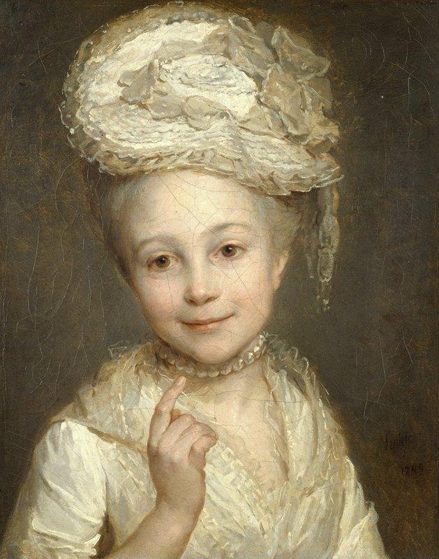 Nicolas Bernard Lépicié - Emilie Vernet (1760-1794)