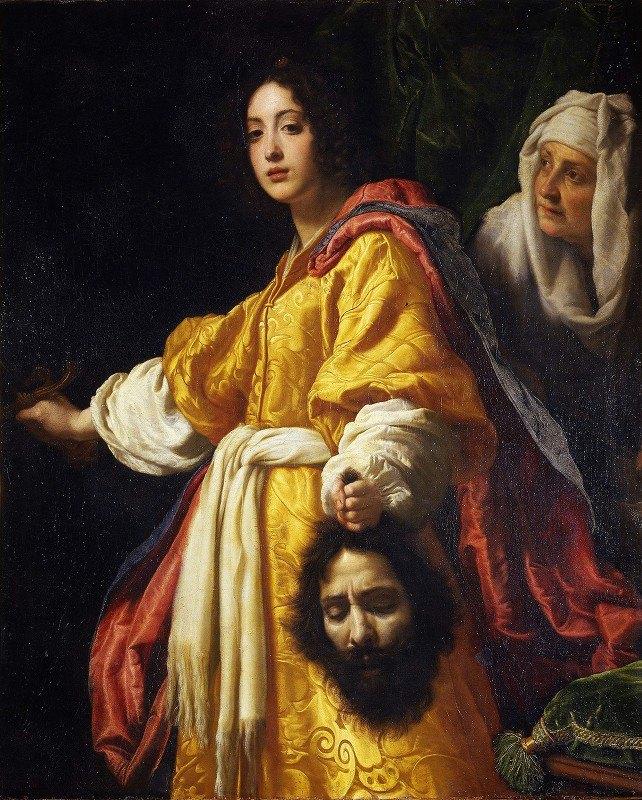 Cristofano Allori - Judith with the Head of Holofernes
