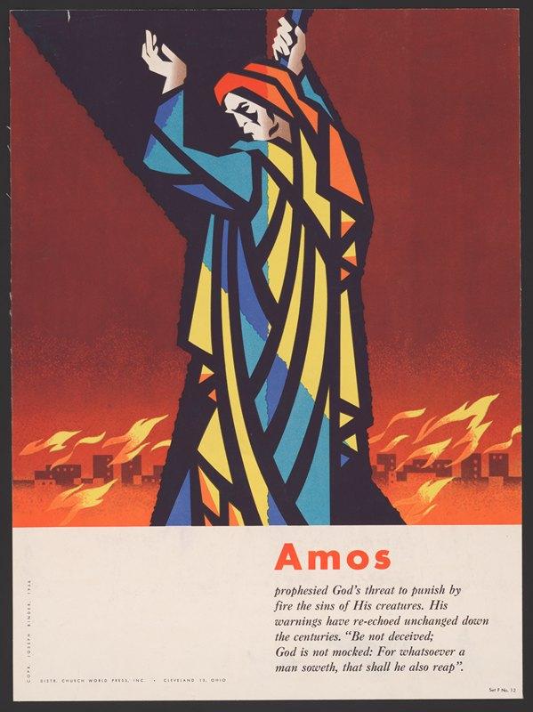 Joseph Binder - Amos