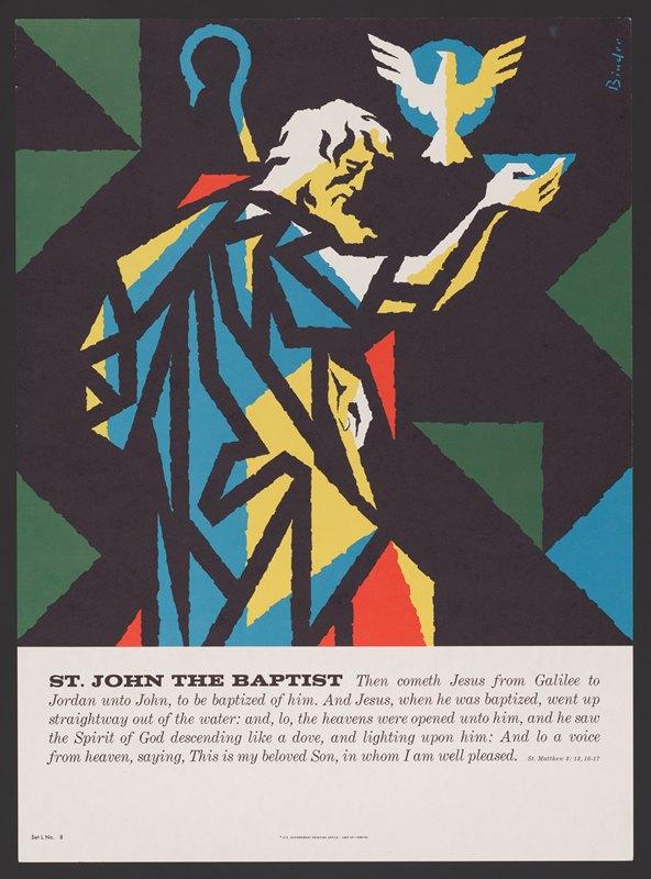 Joseph Binder - St. John The Baptist
