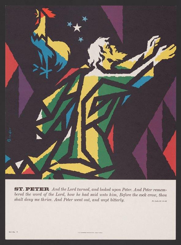 Joseph Binder - St. Peter