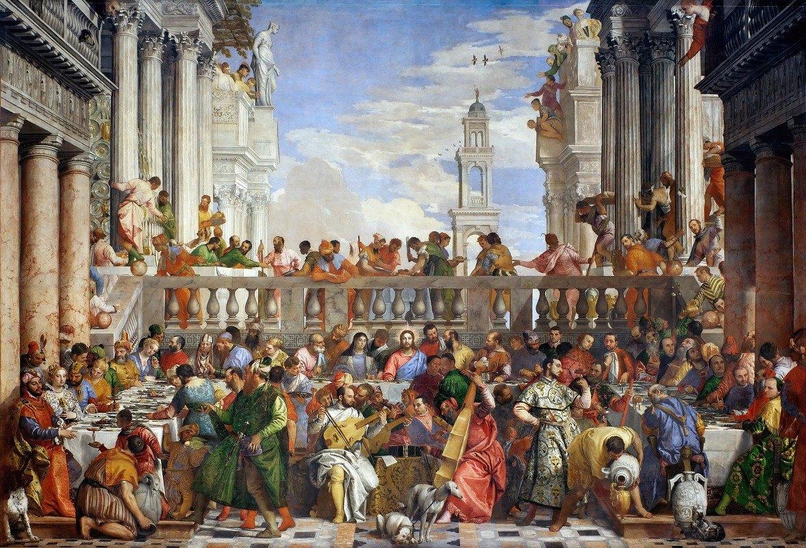 Paolo Veronese - The Wedding at Cana