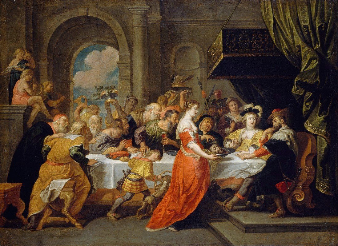 Anonymous - The Feast Of Herod