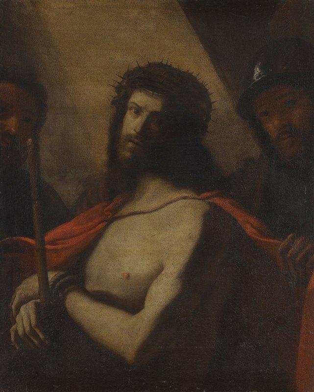 Mattia Preti - Christ Crowned With Thorns