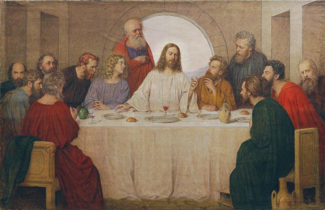 Tom Von Dreger - The Last Supper