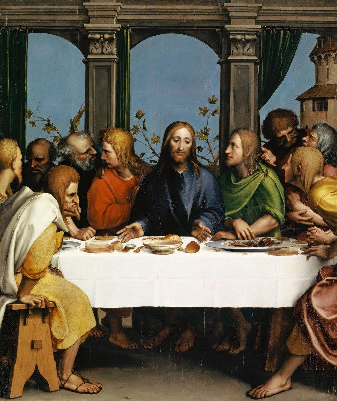 Anonymous - The Last Supper