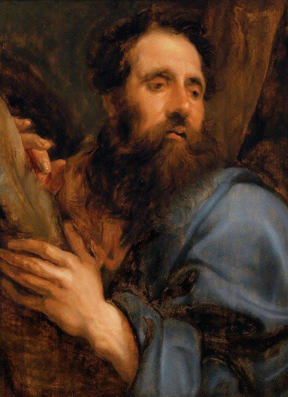 Anthony van Dyck - Saint Andrew