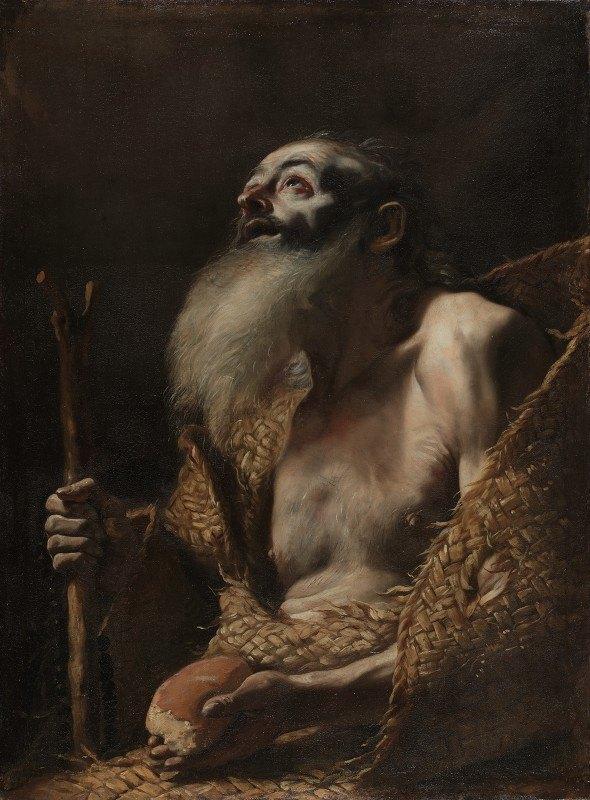 Mattia Preti - Saint Paul the Hermit