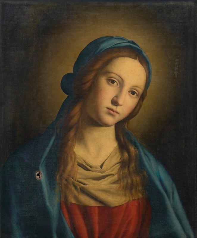 Giovanni Battista Salvi da Sassoferrato - Virgen