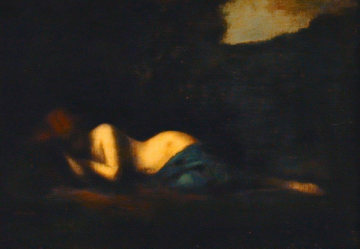 Jean-Jacques Henner - The Magdalene