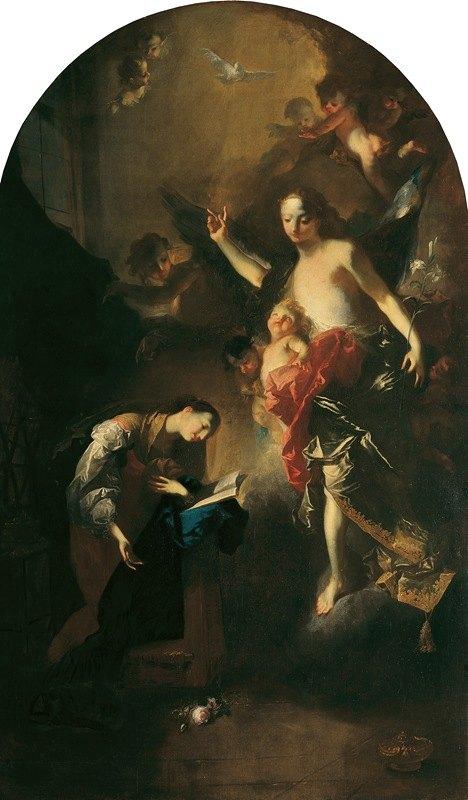 Franz Anton Maulbertsch - Verkündigung an Maria
