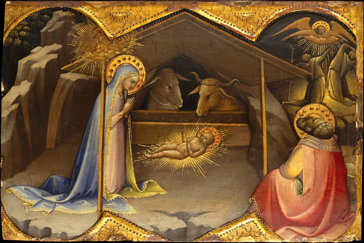 Lorenzo Monaco - The Nativity