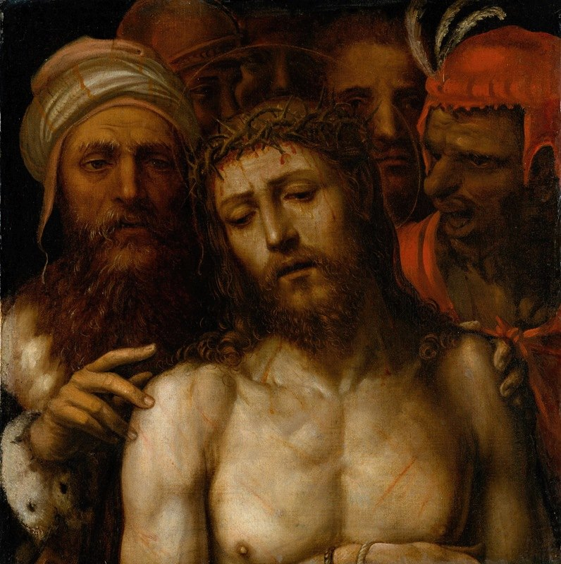Sodoma - Christ Presented to the People (Ecce Homo)