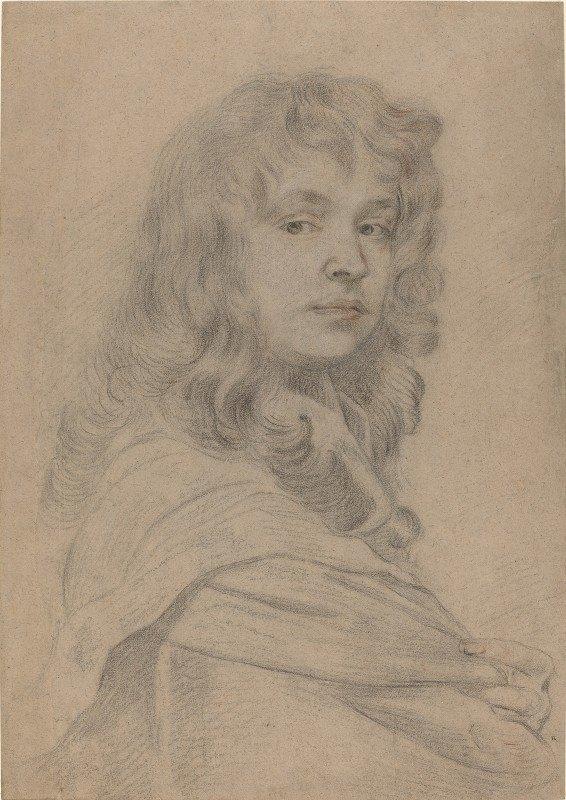 Sir Peter Lely - Self-Portrait