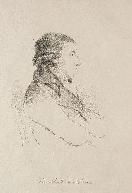 Anonymous - John Fitzgibbon, Earl of Clare