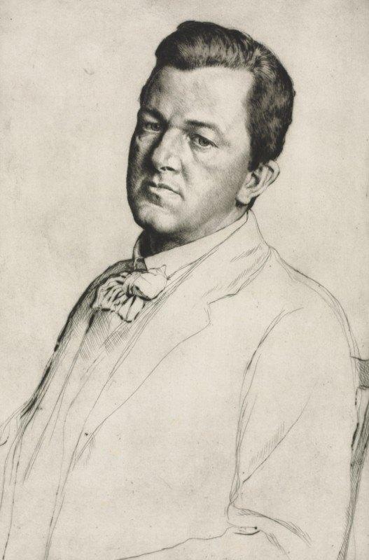 William Strang - Sir Charles Holroyd