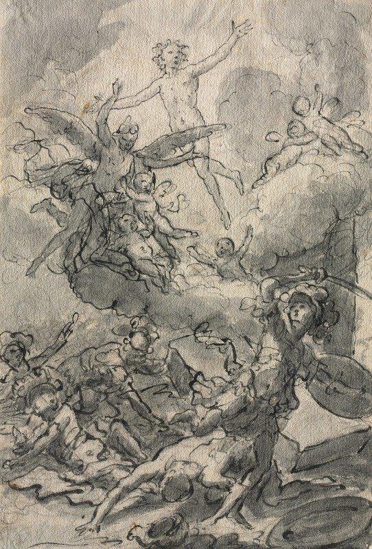 Martin Johann Schmidt - The Resurrection