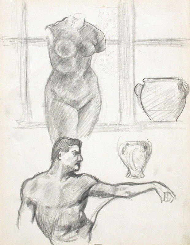 Alfred William Finch - Anatomisia ym. harjoitelmia
