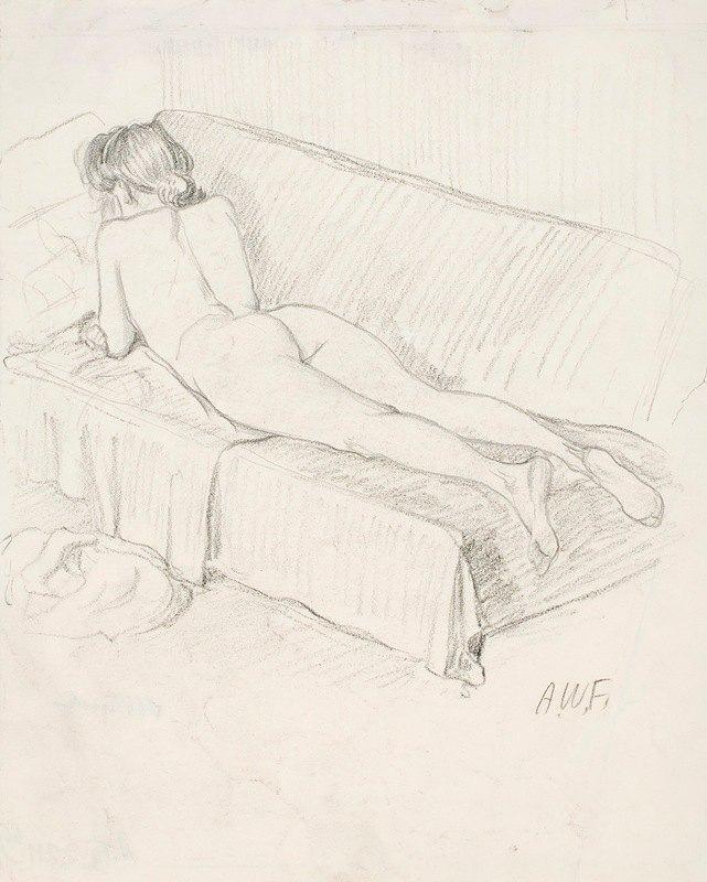 Alfred William Finch - Makaava malli